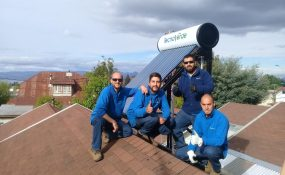 TecnoVerde Pucon team